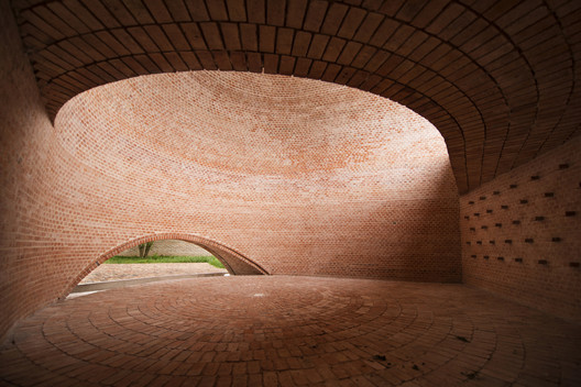 Winner in the Religious Architecture Category. San Bernardo Chapel / Nicolas Campodonico. Image © Nicolas Campodonico