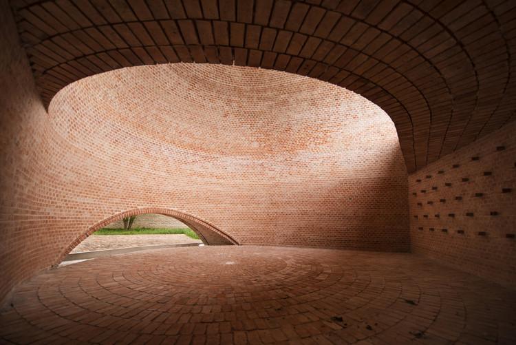 Winner in the Religious Architecture Category. San Bernardo Chapel / Nicolas Campodonico. Image © Nicolas Campodonico