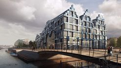 Ode to Pioneers - A Vision For The 'House of Delft' Mixed-Use Hub