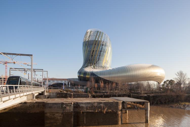 Cité du Vin / XTU Architects. Imagen © David Helman