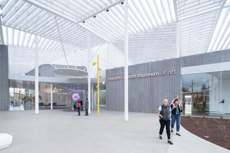 Museo de Arte Manetti Shrem / SO-IL. Imagen © Iwan Baan