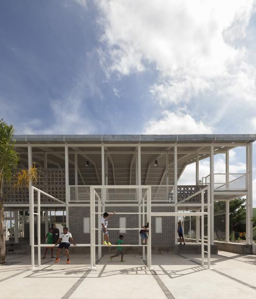 CANCHA / Rozana Montiel | Estudio de Arquitectura. Imagen cortesía de Rozana Montiel