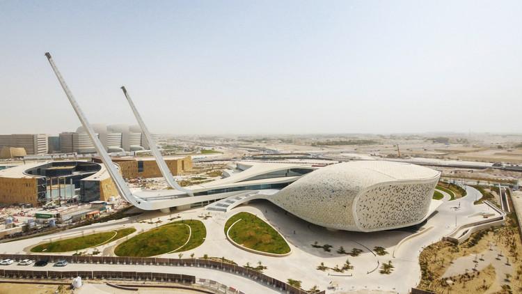 Facultad de Estudios Islámicos en Doha, Qatar / Mangera Yvars Architecst. Imagen cortesía de Mangera Yvars Architects