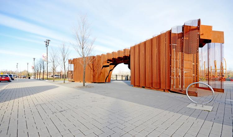 Crossroads Garden Shed, Calgary / 5468796 Architecture. Imagen cortesía de Johanna Hurme, 5468796 Architecture
