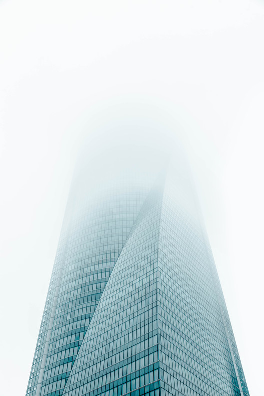 Torre Espacio / Pei Cobb Freed & Partners, Henry N. Cobb, José Bruguera. Imagem © Joel Filipe