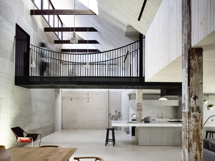 Fitzroy Loft / Architects EAT, ©  Derek Swalwell