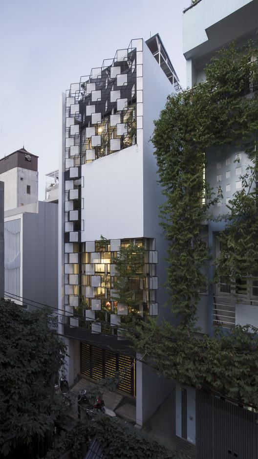Casa STH_Stair / Deline architecture consultancy & construction, Cortesía de Deline