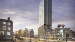 Stacked Residential Tower to Become One of Newcastle's Tallest Buildings
