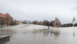 National Museum in Szczecin Dialogue Centre Przelomy / KWK Promes