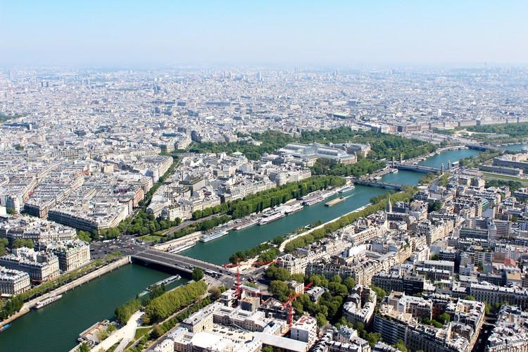 París aprueba una estrategia para desarrollar proyectos peatonales en toda la ciudad, París, Francia. Image © Sharona Sinke. Licencia CCO 1.0