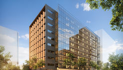 Bates Smart Unveils Plans for Tallest Engineered Timber Building in Australia