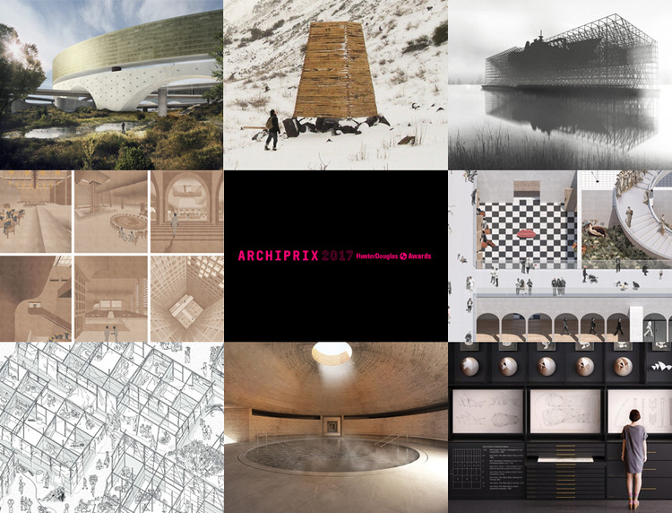8 Projects Announced as Winners of 2017 Archiprix International / Hunter Douglas Awards, Courtesy of Archiprix International / Hunter Douglas Awards 2017