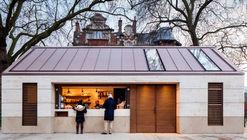 Pabellón arroyo verde / De Rosee Sa Architects