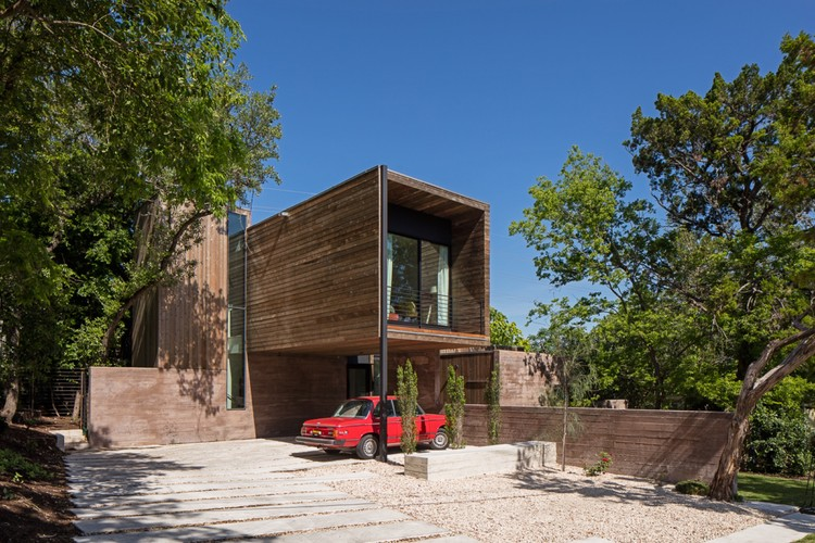 Tetra House  / Bercy Chen Studio, ©  Paul Bardagjy