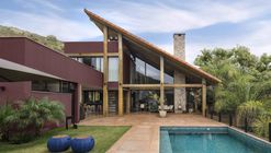 Casa Terraço / David Guerra