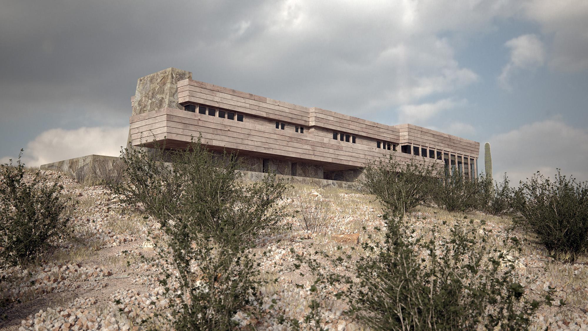 Building The Pauson House