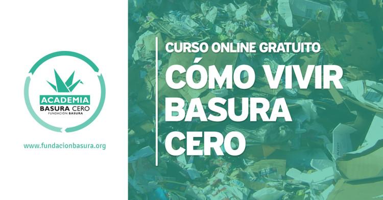 Inscripciones abiertas para el curso online y gratuito 'Cómo Vivir Basura Cero', © Fundación Basura