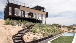 The Folding House  / B+V Arquitectos