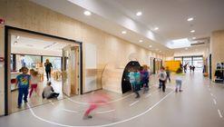 Podgorje TimeShare Kindergarten and School / Arhitektura Jure Kotnik