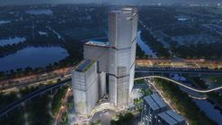 Aedas Unveils Project at Start of Historic Maritime Silk Road