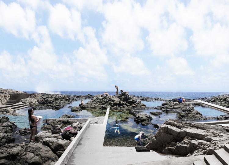 BOZA + SHIFT Arquitectos, segundo lugar en concurso 'Parque Metropolitano Borde Costero Antofagasta', Cortesía de BOZA + SHIFT Arquitectos