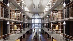 Restauración Biblioteca Nacional de Francia  / Atelier Bruno Gaudin + Virginie Bréga