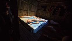 Cómo vivir en 18 m2: la instalación artística sobre el hacinamiento en Chile