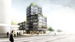HHF Architects + Westpol Win Switzerland Apartment Tower Competiton