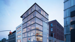 Tadao Ando's First NYC Residence Tops Out in Nolita