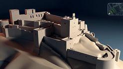 Sorpréndete con la recreación pieza por pieza de la Alcazaba de la Alhambra en España