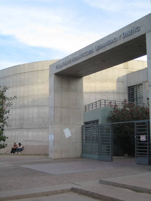 Gu a de arquitectura en c rdoba 15 sitios que todo - Escuela arquitectura valladolid ...