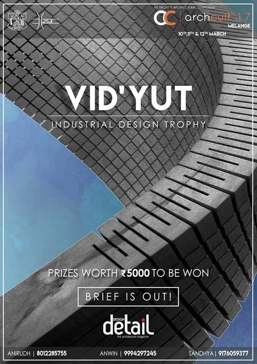 Vid'yut - Industrial Design Trophy, Vid'yut - Archcult 2017