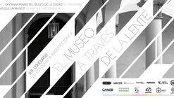Concurso de fotografía arquitectónica: 'El Museo de la Ciudad a través de la lente'