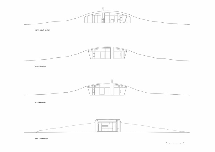 Sections Elevations