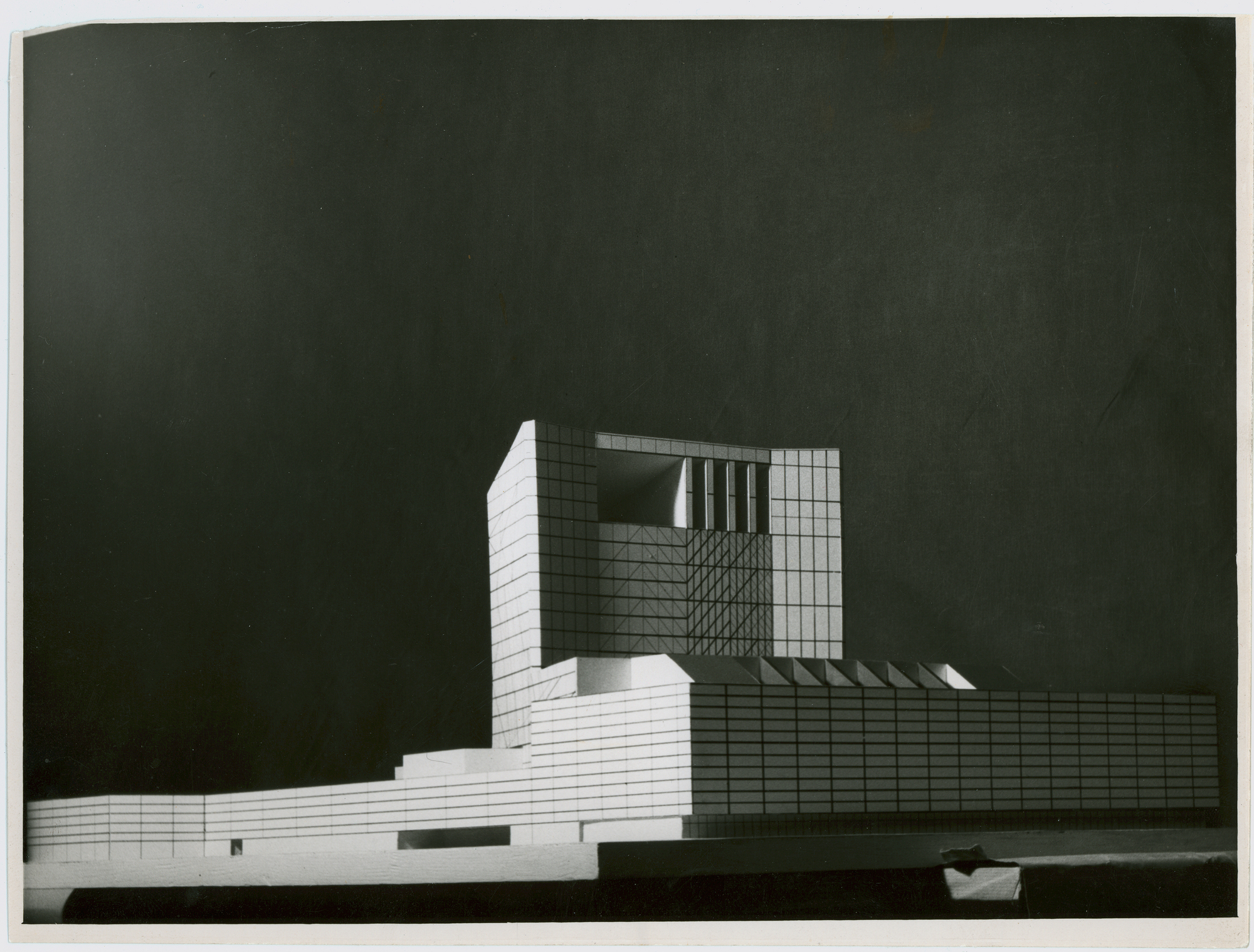 competition for the national opera house madrid architect rafael aburto renobales