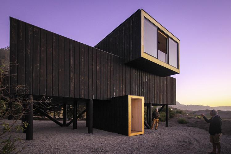 2 Houses in Puertecillo / 2DM, Courtesy of 2DM