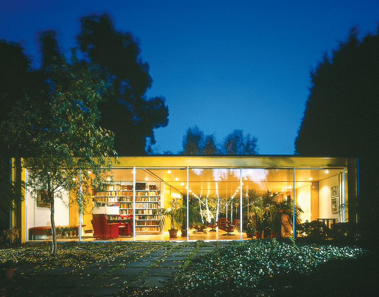 Richard Rogers Fellowship 2017 - Winners Announced, Fellows will be based at the Grade II listed Wimbledon House designed by Richard Rogers. Image Courtesy of Harvard Graduate School of Design