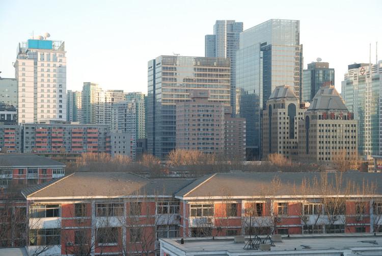 Densidade urbana pode ser fator chave para a economia de energia até 2050, China tem o maior potencial de economia de energia a partir da densidade urbana mais elevada. Image © Robin Murphy, World Resources Institute, via The CityFix Brasil. Licença CC BY-NC-SA 2.0