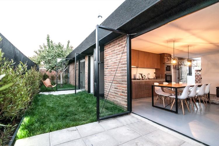 Casa N062 / Orfali & Ehrenfeld, ©  Felipe Ehrenfeld L.