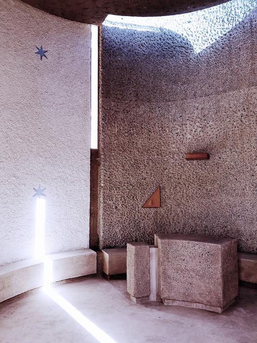 Stella maris chapel alejandro beautell archdaily - Alejandro beautell ...