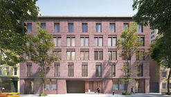 David Chipperfield's West Village Apartment Complex Finally Given Greenlight
