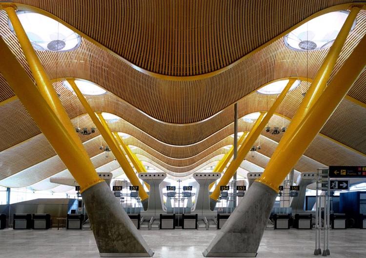 Terminal del Aeropuerto Madrid-Barajas  / Estudio Lamela + Richard Rogers Partnership, Cortesía de Estudio Lamela + Richard Rogers Partnership