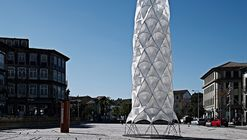 Hybrid Tower / CITA - The Royal Danish Academy of Fine Arts