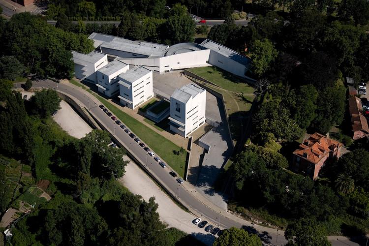 Faculdade de Arquitectura da Universidade do Porto pelas lentes de Fernando Guerra, © Fernando Guerra | FG+SG