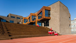 Peking University Affiliated High School / Crossboundaries