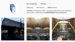 Instagram's Newest Feature Allows You to Make a Photoset of Your Favorite Buildings
