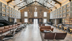 Hotel Warehouse / Zarch Collaboratives