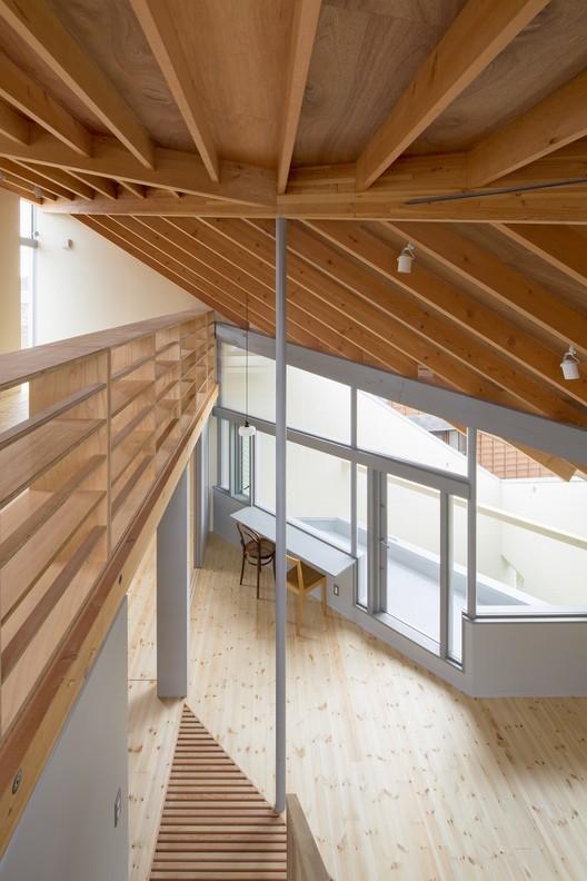 Casa Terada / Mizuno architecture design association, © Yoshiharu Hama / Studio melos