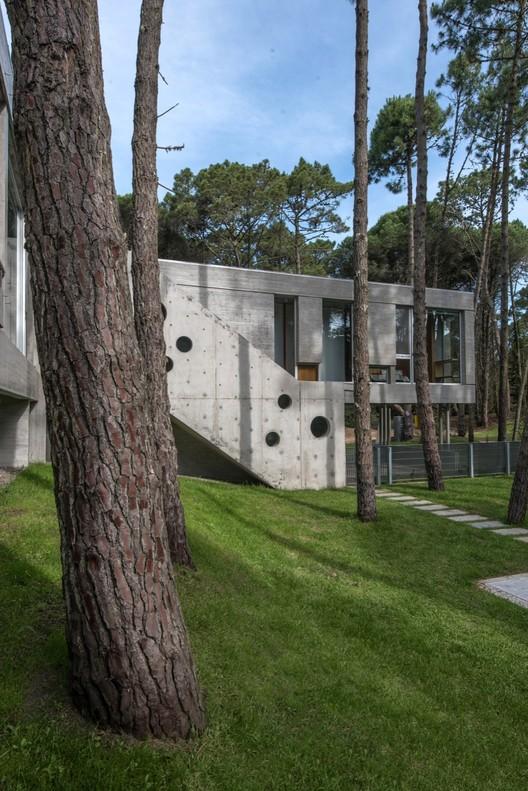 Casa Kuvasz  / Estudio Galera, © Diego Medina