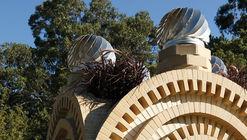 Projeto SONAE//SERRALVES - Haegue Yang: Parque de Vento Opaco em Seis Dobras